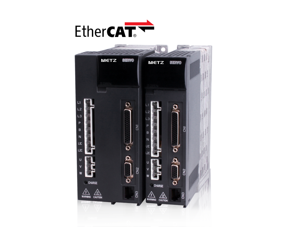 SVD100 series EtherCAT AC Servo Drives